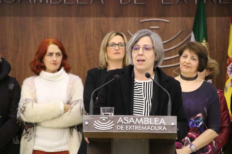 Leire Iglesias reivindica que la historia se escriba en femenino y en plural