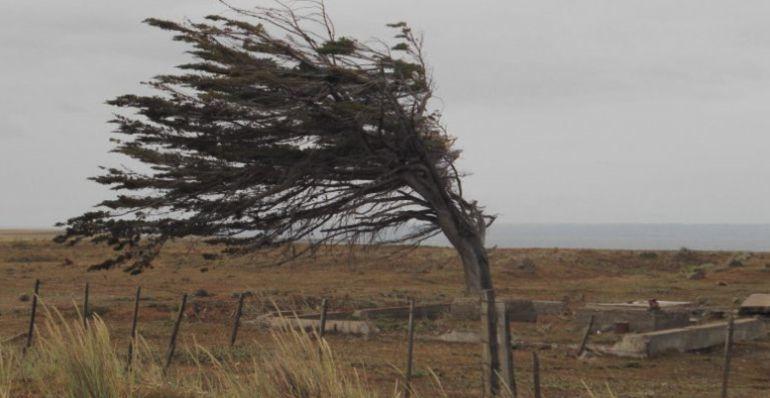 Extremadura volverá a estar en riesgo por lluvias y fuertes vientos este viernes
