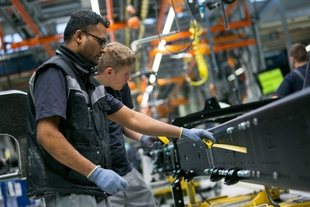 La producción industrial crece en Extremadura hasta el 8,7% en enero
