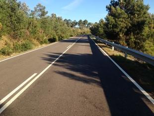 Cinco heridos en tres accidente en las carreteras extremeñas el fin de semana