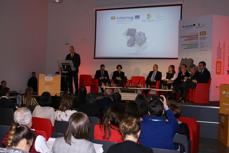 150 asistentes en el Foro de Internacionalización y Cooperación Transfronteriza 'CeteisExport'