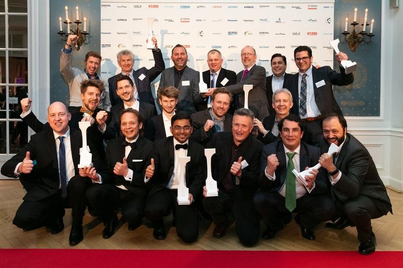 La empresa extremeña Renacen, galardonada en Hamburgo como ''concepto visionario''