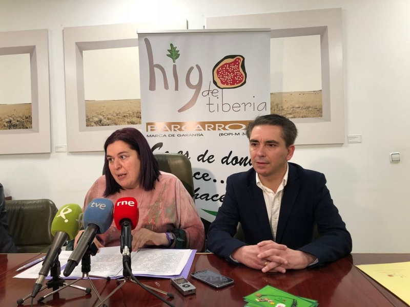'Higo de Tiberia Barcarrota', primera Marca de Garantía de Extremadura