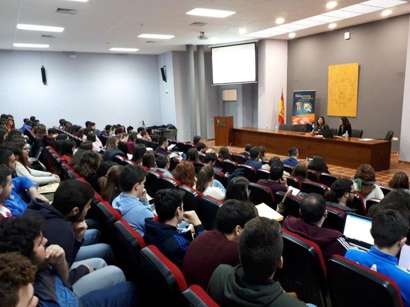 La internacionalización de los estudiantes universitarios extremeños, uno de los pilares de la Estrategia de Acción Exterior