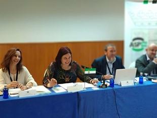 Begoña García participa en el XXII Encuentro Nacional de Responsables de Formación y Coordinación de Policías Locales