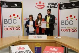 Fundación Jóvenes y Deportes destina 30.000 euros a las becas deportivas 'Diputación Contigo' 2018