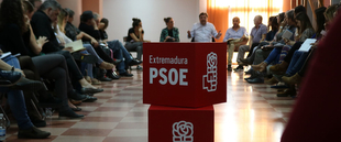 Más de 30 ONGs extremeñas trasladan a Fernández Vara sus propuestas