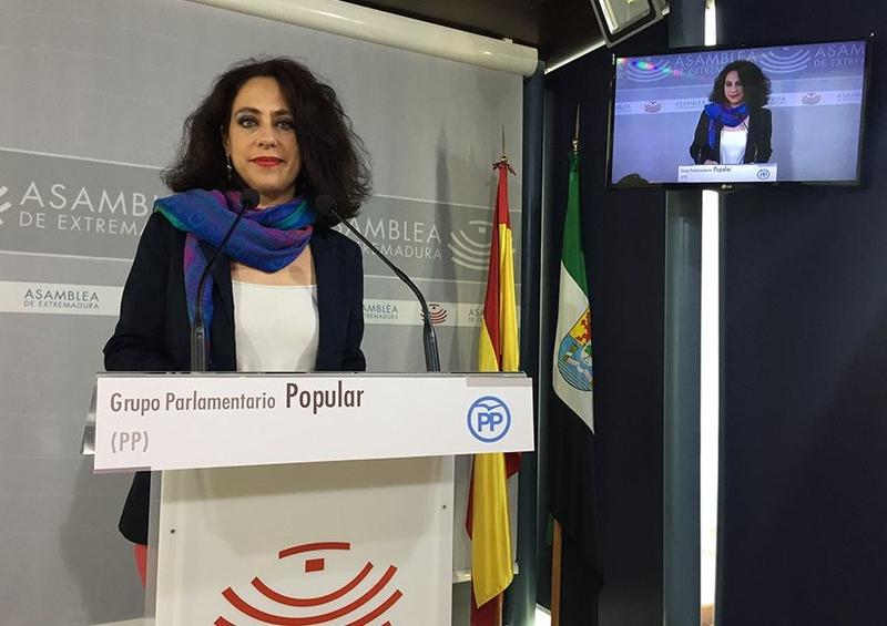 El PP señala que el próximo 1 de mayo en Extremadura se celebrará el día del paro