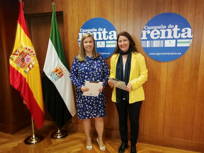 La Junta de Extremadura colabora en la campaña de la Renta 2017 con 15 puestos de atención al contribuyente