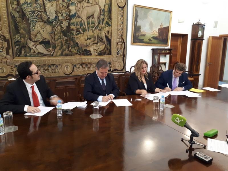Fundación Caja de Extremadura, Fundecyt y la Cámara de Comercio buscan los mejores proyectos emprendedores de la región