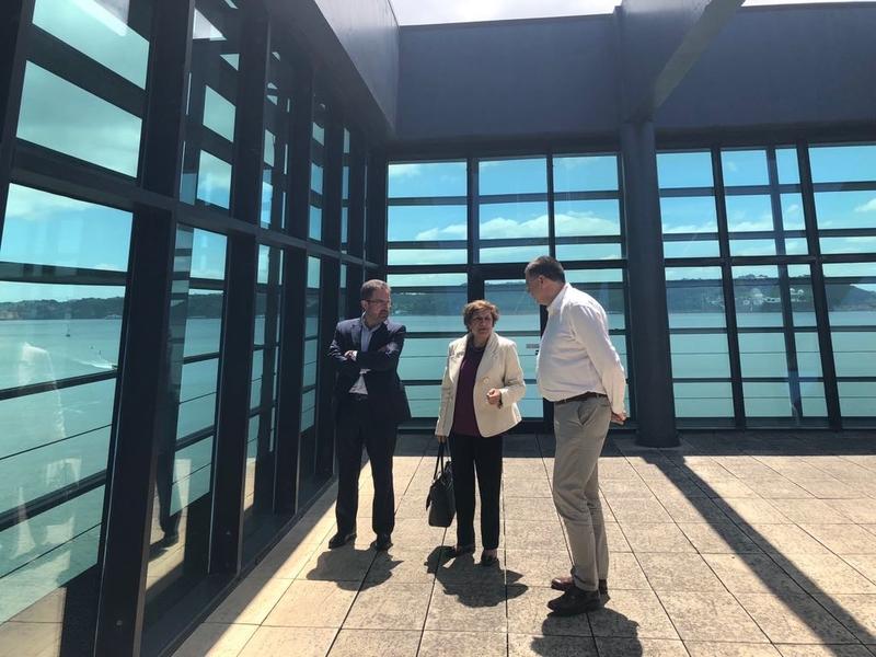 La Plataforma Logística del Suroeste Europeo y Puertos de Lisboa-Setubal-Sesimbra avanzan en una estrategia compartida