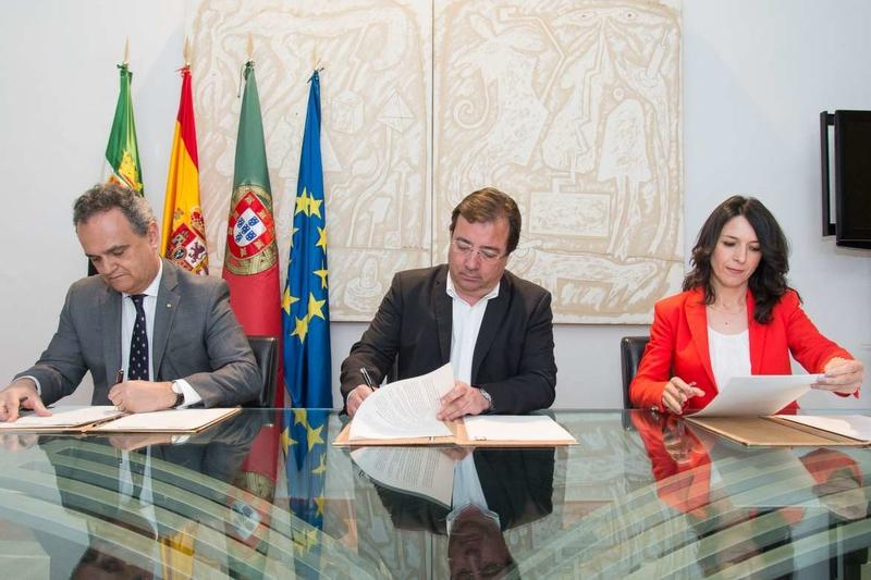 Extremadura y Portugal renuevan el acuerdo para consolidar el portugués como segunda lengua extranjera