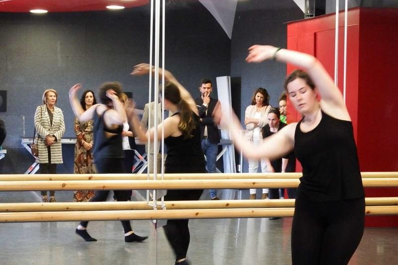 La consejera de Educación anuncia la creación del primer Conservatorio Profesional de Danza