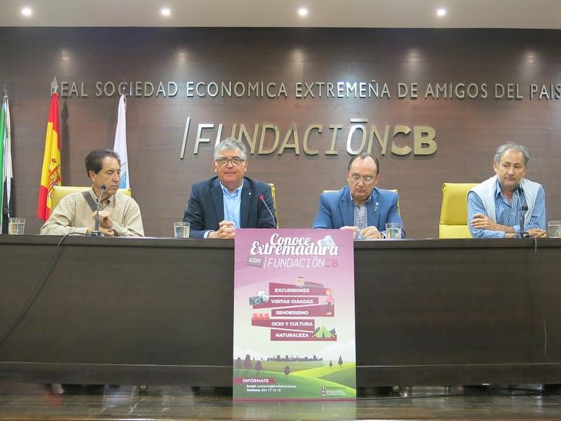 La campaña 'Conoce Extremadura' pone en valor el Patrimonio cultural de la región y su entorno natural