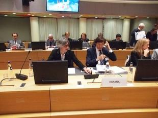La consejera de Cultura e Igualdad participa en el Consejo de Ministros de la UE en materia de deporte