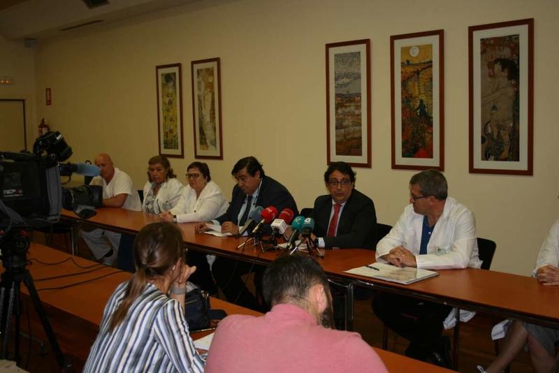 Vergeles anuncia la puesta en marcha del sistema de donación en asistolia no controlada