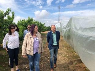 Begoña García destaca los programas innovadores en el campo extremeño