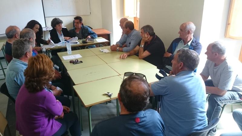 Podemos informa a los enfermos de silicosis que no tienen que trasladarse a Oviedo para confirmar su diagnóstico