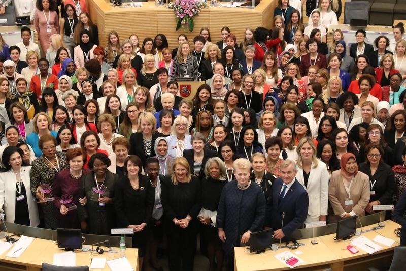 Podemos Extremadura participa en Women Political Leaders Global Forum
