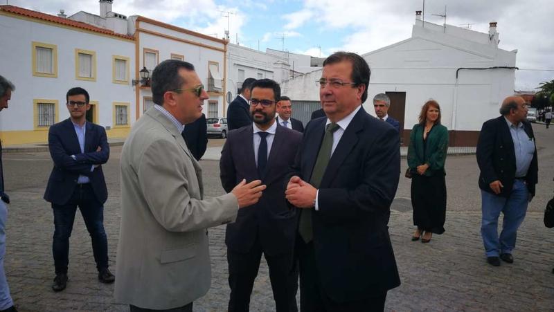 Fernández Vara apuesta por la cooperación entre España y Portugal para crear un espacio de oportunidades
