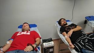 Extremadura, a la cabeza en las donaciones de sangre