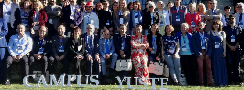 Yuste inaugura el Training Academy que dará a conocer las nuevas tendencias en rutas culturales
