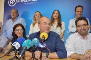 Monago afirma que el PSOE pretende cerrar la Central Nuclear de Almaraz y pregunta ''cuál es la alternativa''