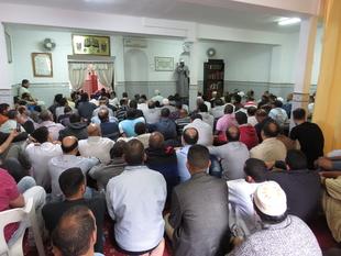 La comunidad islámica extremeña celebra el fin del Ramadán