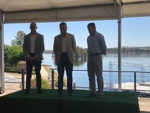 La Junta trabaja para que Extremadura se convierta en el primer destino de interior en turismo acuático