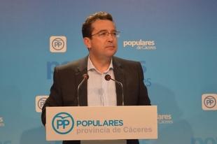118 compromisarios formarán la delegación extremeña en el Congreso Nacional del PP