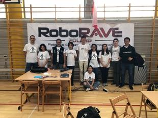 Los extremeños, entre los mejores en RoboRAVE Polonia