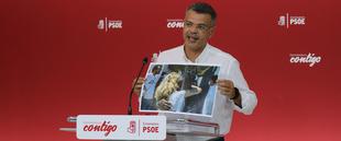 PSOE: ''Nos debemos sentir orgullosos de tener un gobierno solidario con los seres humanos''