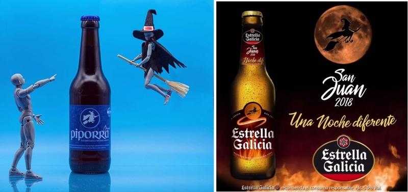 Estrella Galicia ''copia'' a una pequeña cervecera artesana extremeña