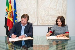 FundeSalud firma un convenio con la Fundación Isabel Gemio para la investigación de enfermedades raras