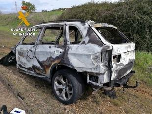 La Guardia Civil desarticula una banda especializada en la sustracción de vehículos de alta gama