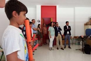 La Junta de Extremadura invierte más de 1,4 millones de euros en los centros educativos de Villanueva de la Serena 13:53 Miércoles 20 Jun de 2018