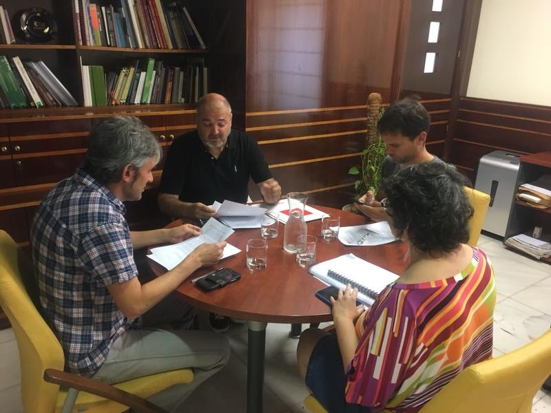 Podemos Extremadura elevará al pleno de la Asamblea las reivindicaciones de los trabajadores de Correos