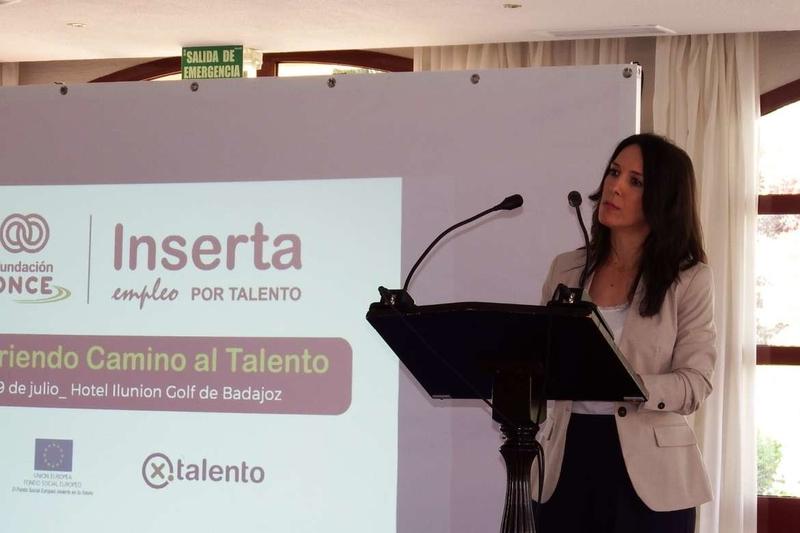 Esther Gutiérrez destaca el incremento de las cuantías de las ayudas para la contratación de personas con discapacidad
