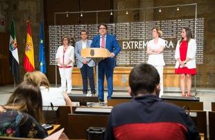Junta, diputaciones y ayuntamientos invertirán en la construcción, ampliación, reforma y equipamiento de centros residenciales y de día