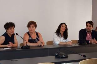 Esther Gutiérrez destaca el modelo de trabajo colaborativo de las Lanzaderas de Empleo