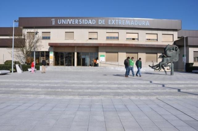 La Universidad de Extremadura ha decidido no incrementar los precios públicos para el curso académico 2018-2019