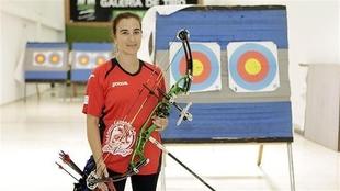 La arquera Fátima Agudo, nombrada Premio Extremadura del Deporte 2017