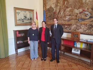 La Junta traslada al Gobierno de España la posición de Extremadura ante el desafío demográfico y territorial
