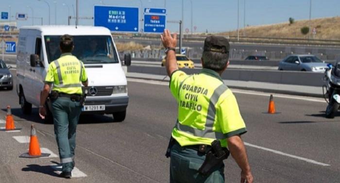 Comienza una campaña de control de furgonetas en Extremadura