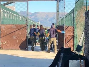 La Junta participa en la evacuación y traslado de nueve linces del Algarve al Centro de Cría de Granadilla