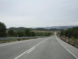Un fallecido y ocho heridos en las carreteras extremeñas durante el fin de semana
