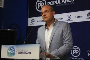 Monago subraya que la ''previsión irreal'' de ingresos de la Junta demuestra que ha ''engañado a sus socios'' de Podemos