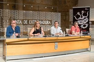 Extremadura participará, con tres montajes, en la 21 Feria de Teatro de Castilla y León, que comienza la próxima semana en Ciudad Rodrigo