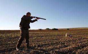 La media veda arranca en Extremadura
