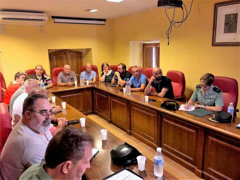 Begoña García llama a la responsabilidad ciudadana ante los últimos incendios en Sierra de Gata